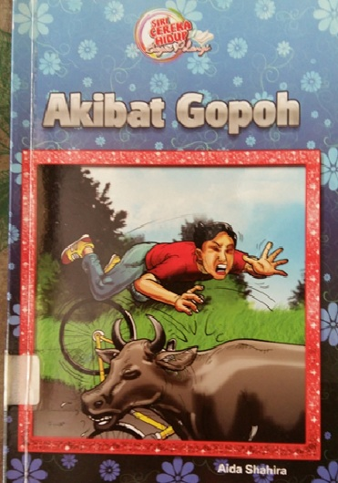 Cover of Akibat Gopoh