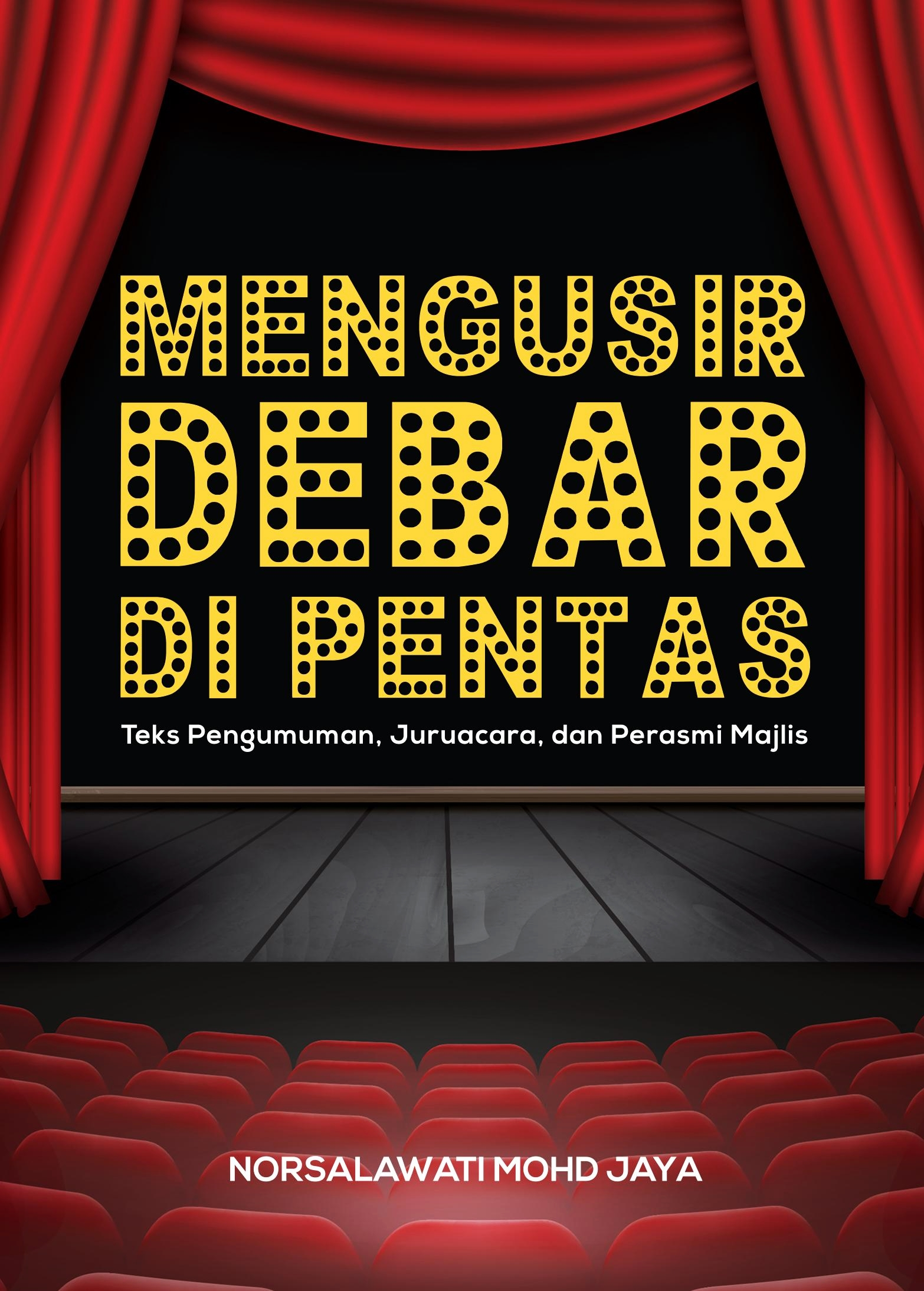 Cover of Mengusir Debar Di Pentas