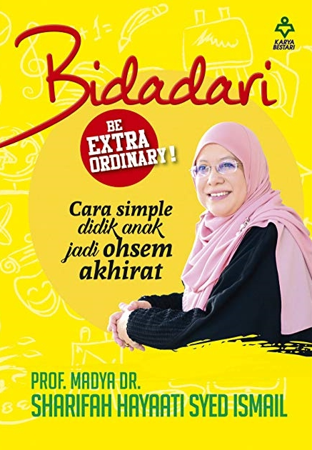 Bidadari Be Extra Ordinary!